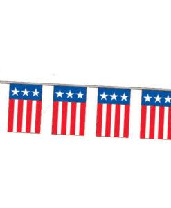 Patriotic Pennants