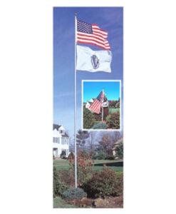 Aluminum-Flagpole