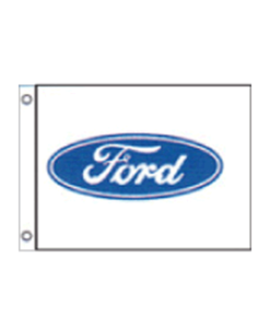 Auto Dealer Logo Flags