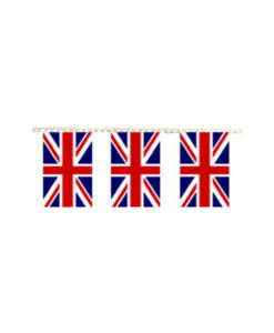 Individual Countries Bannerette 4mil united kingdom