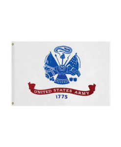 Army Military Flags-All Five Branches