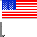 Window-auto-USA-Flag
