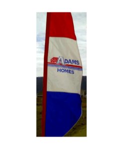 Center Panel Custom Printed Feather Flags