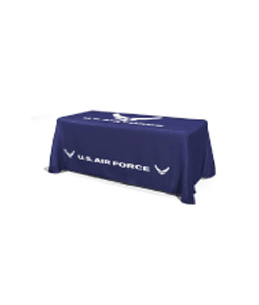 Table Cover 3 or 4 Sided Full Color